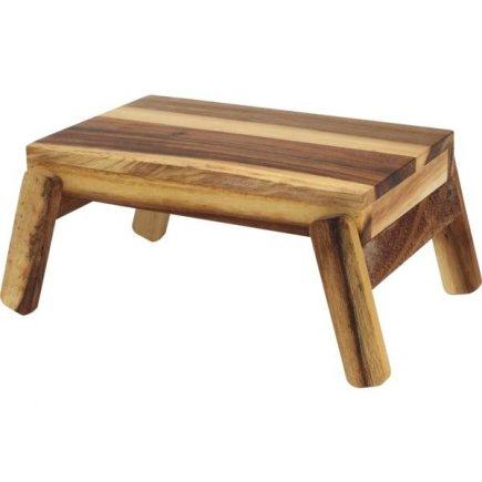 Stojan dřevěný Gastro 31,5x19,5x13,2 cm