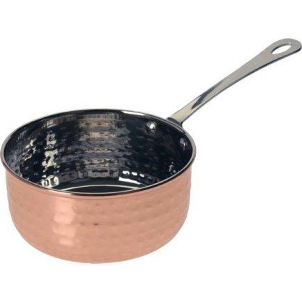 Rendlík pro servírování jídla Gastro 11 cm, měděná