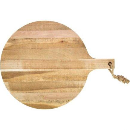 Servírovací prkénko akátové dřevo Gusta Table Tales 52 cm