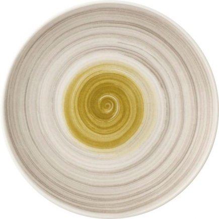 Talíř mělký dezertní Villeroy & Boch Amarah 16 cm, dekor rákos