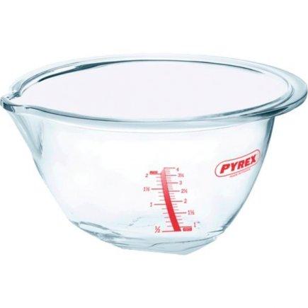Kuchyňská mísa se stupnicí Pyrex 4,2 l