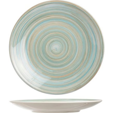 Talíř mělký Cosy&Trendy Turblino Blue 22 cm
