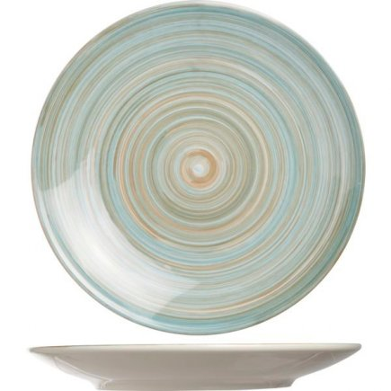 Talíř mělký Cosy&Trendy Turblino Blue 27 cm