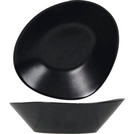 Miska Cosy&Trendy Vongola Black 20,3x17 cm