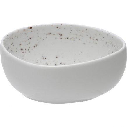 Miska asymetrická Schönwald Pottery 330 ml, bílá