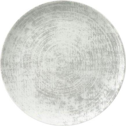 Talíř mělký Schönwald Shabby Chic 32 cm, šedý, dekor 63070