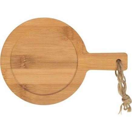 Servírovací prkénko bambusové Gusta Oven To Table 13 cm