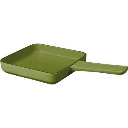 Zapékací mísa keramická Gusta Oven To Table 25x14,5x5 cm, zelená