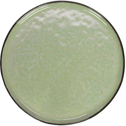 Talíř mělký Gusta Table Tales 26,5 cm, zelený