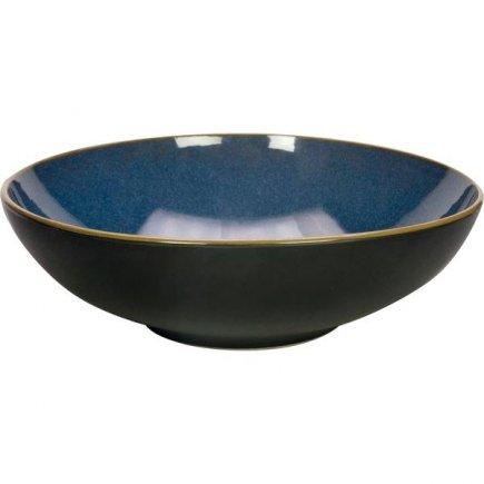 Miska kulatá Gusta Table Tales 19,4 cm, modrá
