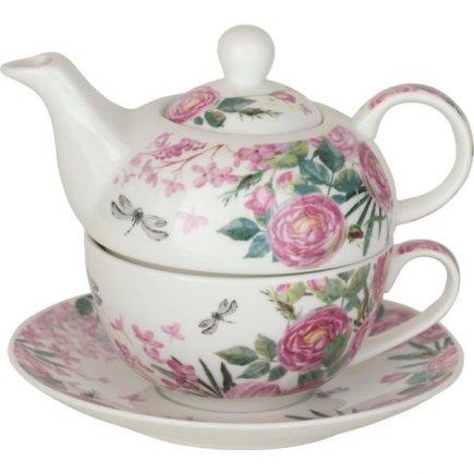 Sada na čaj Gastro Růže