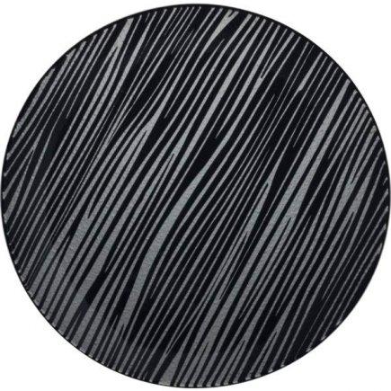 Talíř skleněný Gastro Black Line 30 cm