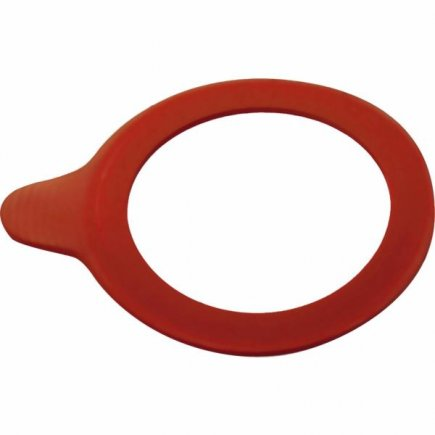 Gumové těsnění Weck 52/39 mm, červené