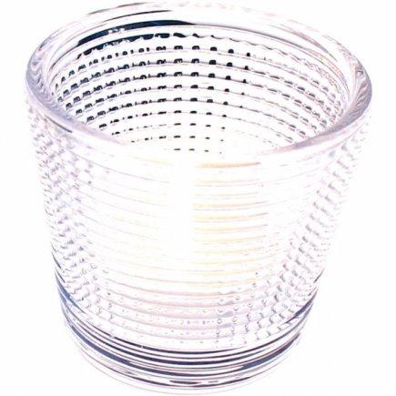 Svícen na čajovou svíčku Gastro 6,5 cm