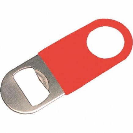 Otvírák na láhve Gastro Barblade 11 cm, červený