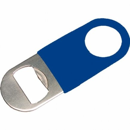 Otvírák na láhve Gastro Barblade 11 cm, modrý