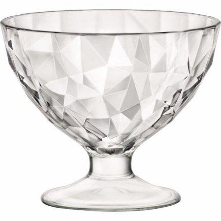 Zmrzlinový pohár Bormioli Rocco Diamond 220 ml