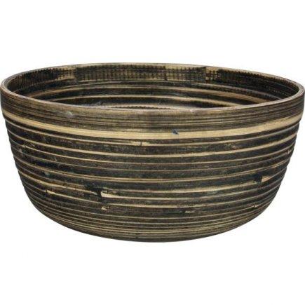 Miska bambusová Gusta 25 cm