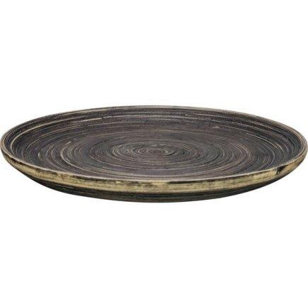 Tác bambusový Gusta 33 cm
