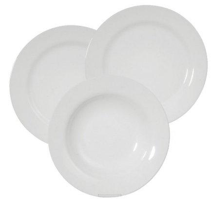 Sada talířů 18-dílná Luminarc Evolution