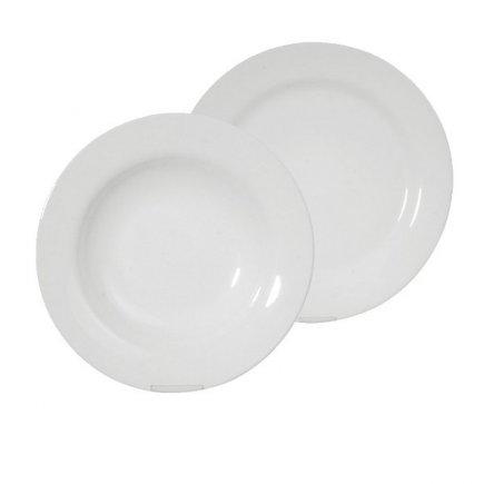 Sada talířů 12-dílná Luminarc Evolution