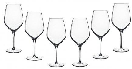 Sada 6 sklenic na víno Luigi Bormioli Atelier 700 ml