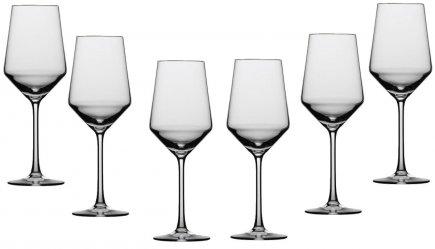 Sada 6 sklenic na víno Schott Zwiesel Pure 408 ml