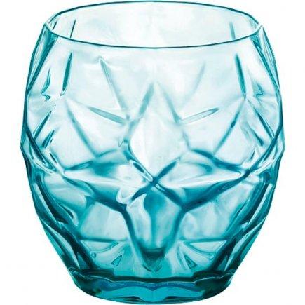 Sklenice na nealko Bormioli Rocco Oriente 400 ml, modrá