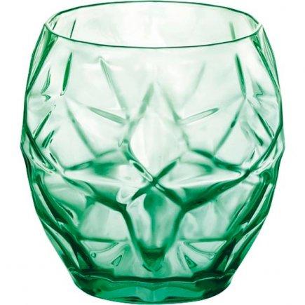 Sklenice na nealko Bormioli Rocco Oriente 400 ml, zelená