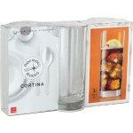 Sada 3 sklenic na long drink Bormioli Rocco Cortina 385 ml
