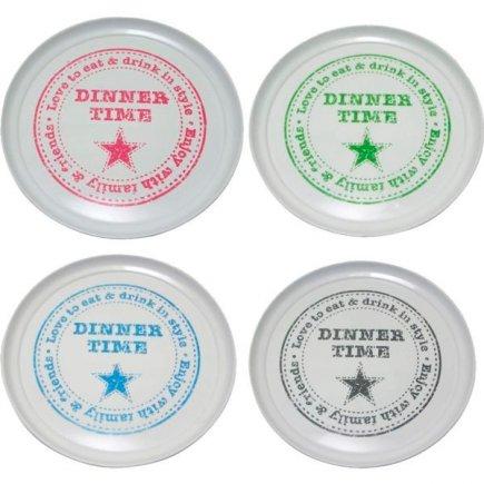 Tác Gastro Dinner Time 39 cm, různé barvy