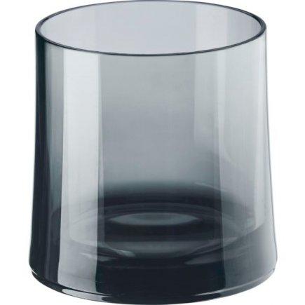 Sklenice plastová Koziol Cheers 250 ml, šedá