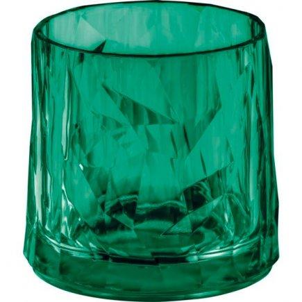 Sklenice plastová Koziol Club 250 ml, zelená