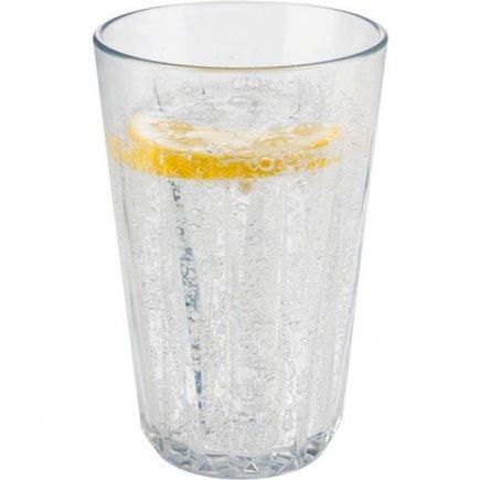 Sklenice plastová APS Crystal 300 ml, čirá