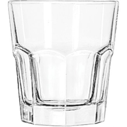 Sklenice na míchané nápoje koktejly Libbey Gibraltar 290 ml, nízká