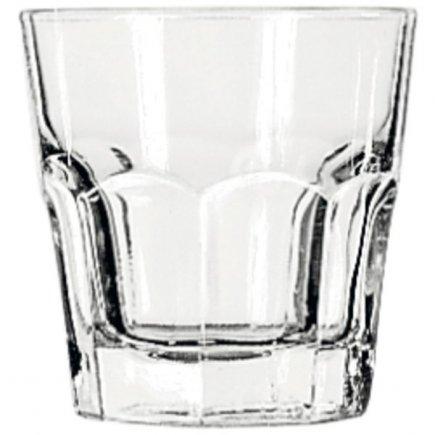 Sklenice na míchané nápoje koktejly Libbey Gibraltar 210 ml, nízká
