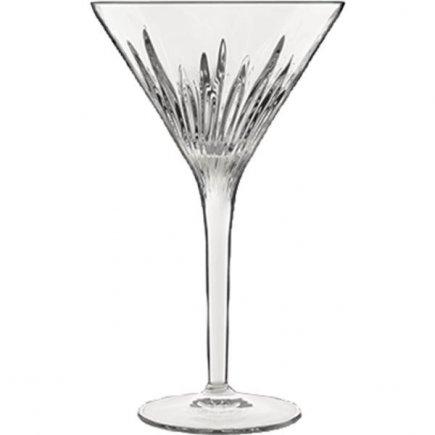 Sklenice na martini Luigi Bormioli Mixology 215 ml
