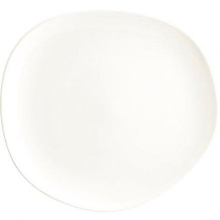 Talíř mělký Bonna Vago 29 cm, bílý