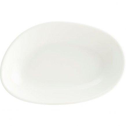 Miska Bonna Vago 15 cm, bílá