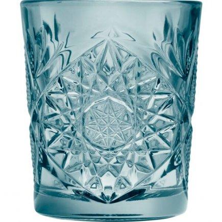 Sklenice na whisky Libbey Hobstar 350 ml, modrá