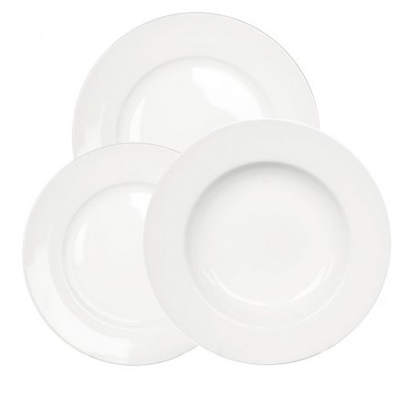 Sada talířů 18-dílná Trend