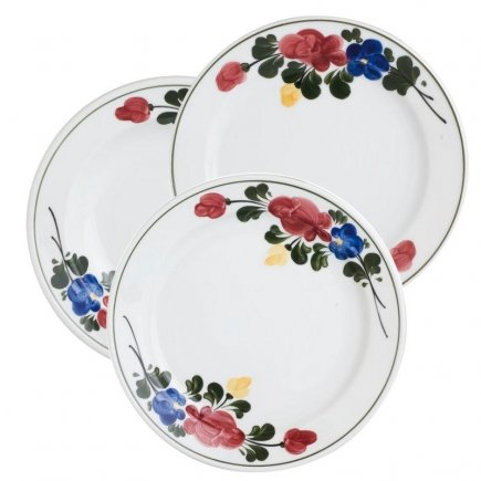 Sada talířů 18-dílná Lilien Josefine Alpenflora