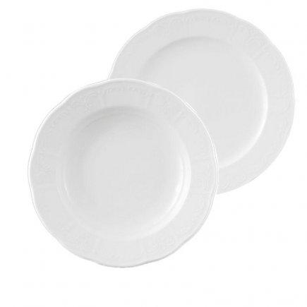 Sada talířů 12-dílná Lilien Bellevue