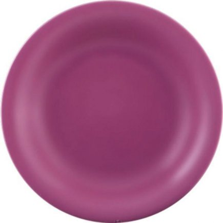 Talíř mělký 25 cm Daisy Lilien fialová