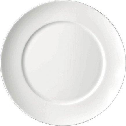 Talíř mělký 210 mm, kulatý, porcelán, model Universo, ESCHENBACH