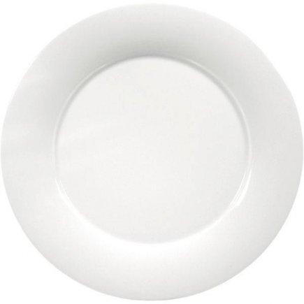 Talíř mělký 210 mm Savoy, bílý, elegantní, luxusní, Seltmann