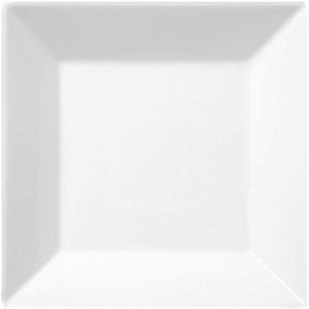 Talíř hluboký čtverec 22x22 cm Actual plus Lilien