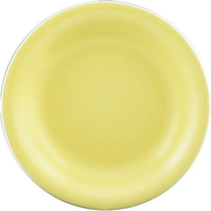 Talíř hluboký 22 cm Daisy Lilien žlutá