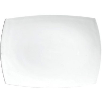 Talíř klubový obdélník Luminarc Quadrato 35x26 cm